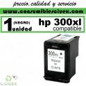 CARTUCHO DE TINTA HP 300XL NEGRO REMANUFACTURADO