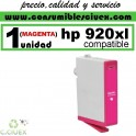 HP 920 XL MAGENTA CARTUCHO COMPATIBLE/RECICLADO