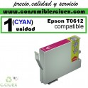 CARTUCHO COMPATIBLE EPSON T0612