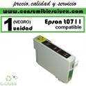 CARTUCHO DE TINTA EPSON COMPATIBLE T0711 NEGRO