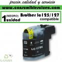 CARTUCHO NEGRO BROTHER LC-127 COMPATIBLE(Calidad,Precio y Servicio)