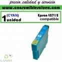 EPSON COMPATIBLE 27XL / T2712 CYAN
