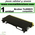 TONER BROTHER TN2000 TN2005 COMPATIBLE(Calidad,Precio y Servicio)