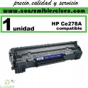 TONER COMPATIBLE HP CE278A / 78A / CANON CRG 728
