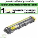 TONER AMARILLO BROTHER TN 241 / TN 245 COMPATIBLE(Calidad,Precio y Servicio)