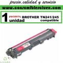 TONER MAGENTA BROTHER TN 241 / TN 245 COMPATIBLE(Calidad,Precio y Servicio)