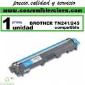 TONER CYAN BROTHER TN 241 / TN 245 COMPATIBLE(Calidad,Precio y Servicio)