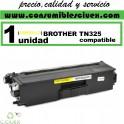 TONER AMARILLO BROTHER TN 315 (TN 325) COMPATIBLE(Calidad,Precio y Servicio)