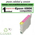 CARTUCHO COMPATIBLE EPSON T0806