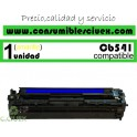 TONER COMPATIBLE HP CB542A AMARILLO
