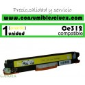 TONER AMARILLO HP CE312 / 126A AM COMPATIBLE