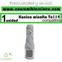 KONIKA MINOLTA TN114/TN101K NEGRO CARTUCHO DE TONER GENERICO 106B/012A/8937732