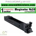 KONIKA MINOLTA MAGICOLOR 4650/4690MF/4695MF MAGENTA CARTUCHO DE TONER GENERICO A0DK152