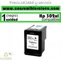 TINTA COMPATIBLE HP 302XL BK NEGRO
