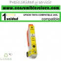 EPSON TINTA COMPATIBLE 24XL AMARILLO (T2434)