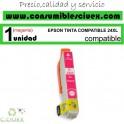 EPSON TINTA COMPATIBLE 24XL MAGENTA (T2433)