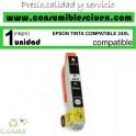 EPSON TINTA COMPATIBLE 24XL NEGRO (T2431)