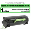 DELL B2360/B3460 TONER COMPATIBLE