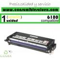 TONER AMARILLO XEROX PHASER 6180 COMPATIBLE