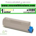 TONER AMARILLO OKI C5800/C5900 COMPATIBLE