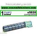 TONER CYAN RICOH C2050 COMPATIBLE PARA IMPRESORAS RICOH MP C2030/C2050/C2530/C2550