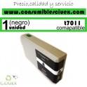 EPSON COMPATIBLE T7011 NEGRO (7.011 BK)
