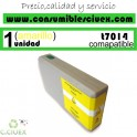 EPSON COMPATIBLE T7014 AMARILLO (7.014AM)