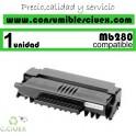 TONER OKI MB260/280/290 COMPATIBLE