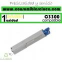TONER OKI AMARILLO C3300/C3400/C3450/C3530/C3600 COMPATIBLE