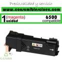 TONER MAGENTA XEROX PHASER 6500 COMPATIBLE