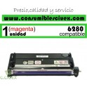 TONER MAGENTA XEROX PHASER 6280 COMPATIBLE