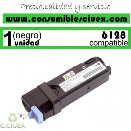 TONER NEGRO XEROX PHASER 6128 COMPATIBLE