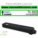KYOCERA MITA TK895 C COLOR CYAN
