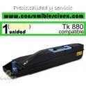 KYOCERA TK880 Y TONER COMPATIBLE AMARILLO