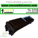 KYOCERA TK570 Y AMARILLO TONER COMPATIBLE