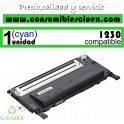 DELL 1230 CYAN COMPATIBLE CON IMPRESORAS DELL COLOR LASER 1230C , 1235CN