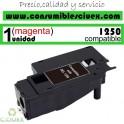 TONER MAGENTA COMPATIBLE DELL 1250C - 1350CNW - 1355N - 1355CNW DE ALTA CAPACIDAD (2000 PAG)
