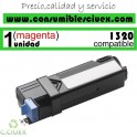 TONER MAGENTA DELL 1320C / 2130CN / 2135CN COMPATIBLE, SUSTITUYE AL TONER ORIGINAL D2130