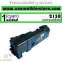 TONER CYAN DELL 2150 COMPATIBLE