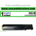 TONER CYAN DELL 3010 COMPATIBLE