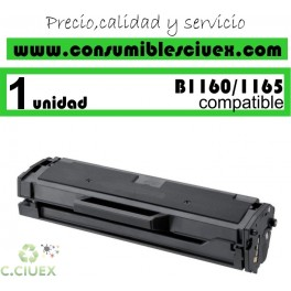 DELL B1160/B1165 TONER COMPATIBLE