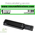 TONER NEGRO DELL 3100 COMPATIBLE