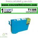 CARTUCHO COMPATIBLE EPSON T1302 CYAN