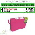 CARTUCHO COMPATIBLE EPSON T1303 MAGENTA