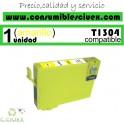 CARTUCHO COMPATIBLE EPSON T1304 AMARILLO
