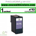 LEXMARK Nº 43XL COMPATIBLE