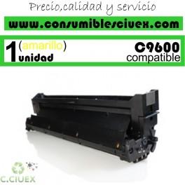 TAMBOR AMARILLO OKI COMPATIBLE C9600