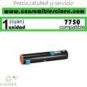 TONER CYAN COMPATIBLE XEROX 7750