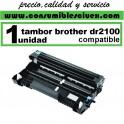 TAMBOR COMPATIBLE BROTHER DR-2100, DR-2120DR, DR-360, DR-330(Calidad,Precio y Servicio)