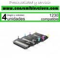 DELL 1230 NEGRO COMPATIBLE CON IMPRESORAS DELL COLOR LASER 1230C , 1235CN